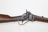 ANTIQUE SHARPS New Model 1863 .50-70 GOVT Carbine