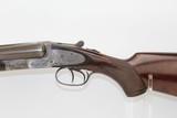 L.C. SMITH 12 Gauge Double Barrel SxS Shotgun