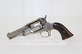 "1870s Antique REMINGTON New Model ""POLICE"" Revolver"