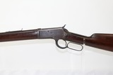 Antique WINCHESTER 1892 Lever Action .38 WCF Rifle