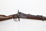 Antique SPRINGFIELD Model 1873 TRAPDOOR Rifle