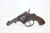 BELGIAN Revolver Converted to Blank Firing - 1 of 8