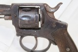 BELGIAN Revolver Converted to Blank Firing - 3 of 8