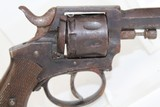 BELGIAN Revolver Converted to Blank Firing - 7 of 8