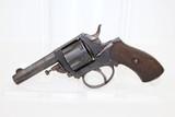 C&R Belgian Double Action Revolver