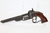 CIVIL WAR Antique SAVAGE NAVY Revolver