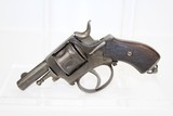 "Early 20 Century GERMAN ""Bull Dog"" POCKET Revolver"