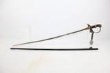 WWII Antique Nazi Third Reich German Officer Sword