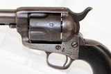 """""""U.S."""" Antique COLT Single Action Army .45 Revolver - 3 of 12"""