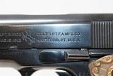 "Chieftain/Stallion ""U.S. PROPERTY"" Marked M1911 Pistol - 7 of 15"