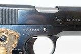 "Chieftain/Stallion ""U.S. PROPERTY"" Marked M1911 Pistol - 9 of 15"