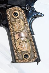 "Chieftain/Stallion ""U.S. PROPERTY"" Marked M1911 Pistol - 2 of 15"