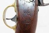 US Marked Henry ASTON Contract 1842 DRAGOON Pistol - 8 of 12
