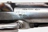 """VICTORIAN BRITISH Antique """"COAST GUARD"""" Pistol - 7 of 16"""