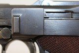 """WWI Dated DWM 1914 """"Navy"""" LUGER Pistol - 6 of 16"""