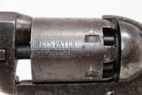 ANTEBELLUM Antique COLT 1849 POCKET .31 Revolver - 5 of 18