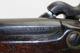 CIVIL WAR Antique US Remington ZOUAVE Rifle Musket - 12 of 21