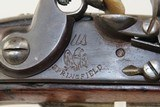 Antique SPRINGFIELD Model 1795 FLINTLOCK Musket - 7 of 15