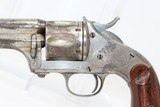 Antique MERWIN HULBERT Open Top SAA .44 Revolver - 3 of 12