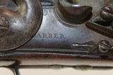 Late-18th Century BARBER Flintlock BLUNDERBUSS - 7 of 19
