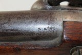 Antebellum HARPERS FERRY US 1842 Percussion MUSKET - 7 of 12