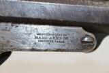 CIVIL WAR 2nd Model MAYNARD 1863 Cavalry Carbine - 9 of 15