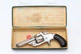 BOXED Antique SMITH & WESSON .32 S&W Revolver
