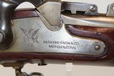 MILLER MODEL 1861 .58 Rimfire CONVERSION Rifle - 7 of 18