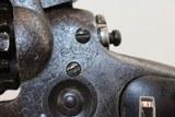 Rare COLT Model 1855 .44 Caliber REVOLVING RIFLE - 12 of 17