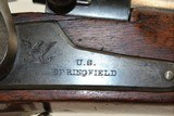 Antique Springfield Joslyn Breech Loading Rifle - 9 of 18