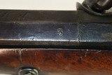 SWISS Antique MÜLLER Schuetzen Rifle w Palm Rest - 10 of 16
