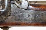 Antique BRITISH Model 1842 CAVALRY Service Pistol - 5 of 10