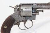 Engraved SAN FRANCISCO Webley BULLDOG 450 Revolver - 20 of 21