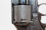 Engraved SAN FRANCISCO Webley BULLDOG 450 Revolver - 10 of 21
