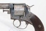 Engraved SAN FRANCISCO Webley BULLDOG 450 Revolver - 3 of 21