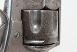 WEBLEY & Son METROPOLITAN POLICE .450 Revolver - 14 of 18
