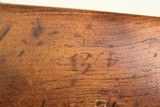 Soldier Graffiti CIVIL WAR Antique BURNSIDE CARBINE Designed By Union General Ambrose E. Burnside - 10 of 25