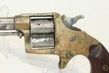 "SCARCE Antique COLT Cloverleaf .41 Rimfire Revolver FIRST YEAR ""Jim Fisk"" Model Made in 1871 - 3 of 14"