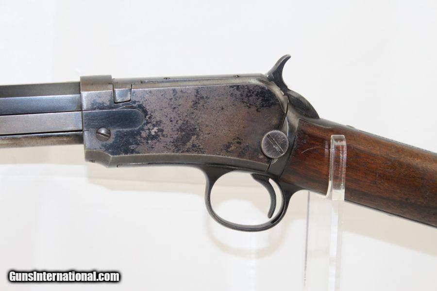 WINCHESTER Model 1890 PUMP Action 22 Rimfire RIFLE Easy
