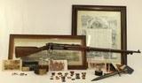 SPANISH-AMERICAN WAR VET'S Springfield KRAG Rifle Corporal Theodore Vesper's Rifle