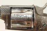 SAN FRAN Antique HOPKINS & ALLEN XL 4 Revolver - 11 of 18
