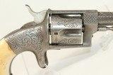 SAN FRAN Antique HOPKINS & ALLEN XL 4 Revolver - 17 of 18