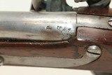 SIMEON NORTH U.S. Model 1816 FLINTLOCK PistolEarly American Army & Navy Sidearm - 6 of 16