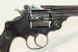 """FINE Smith & Wesson .38 """"PERFECTED"""" C&R Revolver Made Circa 1914 in Fine Condition - 17 of 18"""