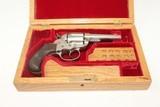 Antique COLT LIGHTNING M1877 Revolver Made In 1887 Cased Sheriff's Model with ETCHED PANEL Barrel