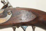 Antique ASA WATERS 1836 FLINTLOCK Dragoon PistolMEXICAN-AMERICAN WAR Pistol, Dated 1838 - 13 of 17