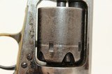 FINE Antique WHITNEY Revolver w EXC CYLINDER SCENE Whitney Arms Company .31 Percussion Revolver - 10 of 20