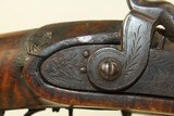 LEHIGH COUNTY, PA Style Antique LONG RIFLE Made Circa the 1840s with James Golcher Lock - 10 of 22