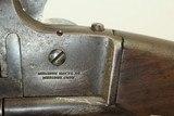 """SWIVEL BARREL """"KENTUCKY"""" Marked CIVIL WAR Carbine TRIPLETT & SCOTT Made for KY Home Guard Circa 1864 - 9 of 24"""