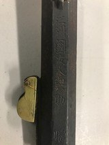 """Antique JAPANESE MATCHLOCK """"Tanegashima"""" MUSKETFascinating Ancient Weaponry with Silver Inlays - 24 of 25"""